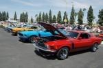 Mandriile americane: eveniment - Mustang 302 Boss