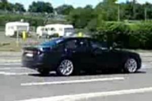 VIDEO: Viitorul BMW M5 spionat