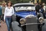 Show-ul masinilor de epoca la Buftea