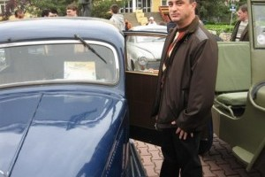 Printre masinile de epoca