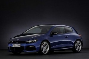 Noul VW Scirocco R
