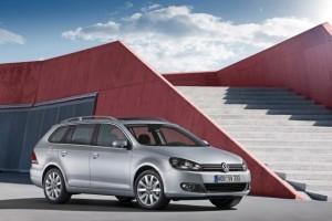 Volkswagen a prezentat noul Golf break