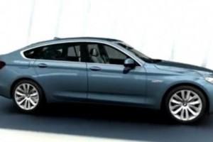 VIDEO: BMW Seria 5 GT se prezinta