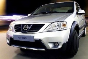 Logan Pick-Up, in Africa de Sud cu sigla Nissan