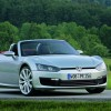 Prototipul Volkswagen BlueSport dezvolta 226 km/h si consuma numai 4,3 litri de motorina
