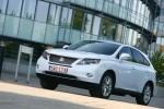 Noul Lexus RX 450h a fost lansat in Romania