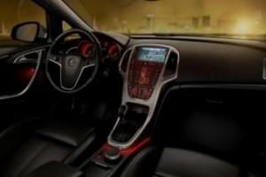 VIDEO: Interiorul noului Opel Astra