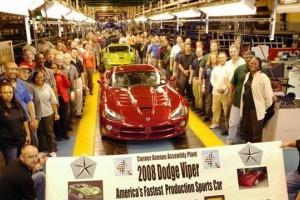 Chrysler redeschide 7 fabrici in America