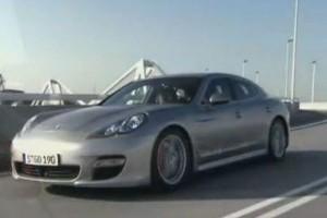VIDEO: Clip promotional la Porsche Panamera