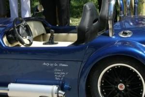 Studentii ieseni au creat primul roadster romanesc