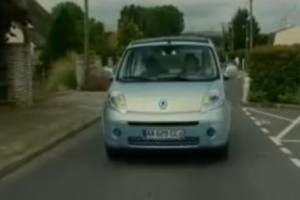 VIDEO: Modelul electric Renault Kangoo be bop Z.E.