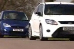 VIDEO: Batalie in familia Ford RS