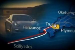 VIDEO: Top Gear pune la incercare Panamera