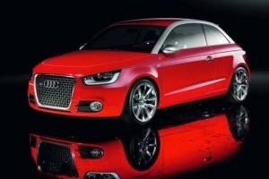 Audi A1 intra pe scena