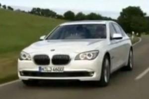 VIDEO: Noul BMW 760Li in actiune