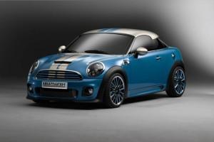 OFICIAL: Mini Coupe Concept