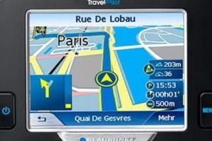 GPS-ul real-time traffic ne scapa de aglomeratie