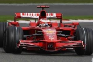 Raikkonen, castigatorul Marelui Premiu al Belgiei