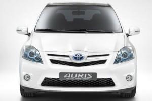 Toyota prezinta Auris Hybrid la Frankfurt
