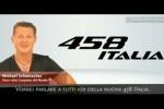 VIDEO: Schumacher prezinta Ferrari 458 Italia