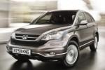 Primele fotografii cu Honda CR-V facelift!