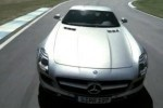 Galerie Video: Noul Mercedes SLS AMG, din toate unghiurile