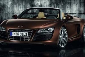 Frankfurt LIVE: Audi R8 Spyder, lansare oficiala