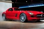 Frankfurt LIVE: Mercedes prezinta SLS AMG