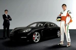 Frankfurt LIVE: Techart Porsche Panamera