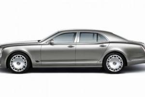 Frankfurt LIVE: Bentley Mulsanne, un cuplu de 1021 Nm!