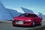 Frankfurt LIVE: Audi R8 e-Tron: 4500 Nm, 238 km autonomie