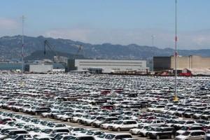 Vanzarile auto din Romania au scazut cu 53% in 2009