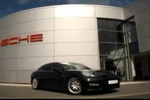 VIDEO: Porsche Panamera