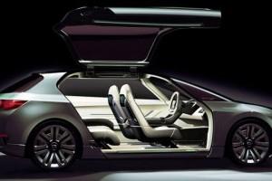 Subaru prezinta Hybrid Tourer Concept
