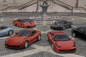 Ferrari pregateste noile Enzo, 612 Scaglietti si 599 GTB Fiorano