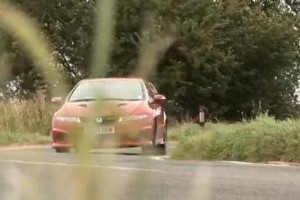 VIDEO: Drive-test cu Mugen Honda Civic Type R