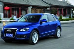 Audi este lider mondial la vehiculele cu tractiune integrala