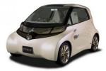 Toyota a prezentat noul iQ electric