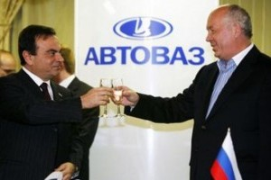Putin a convins Renault sa investeasca in Avtovaz