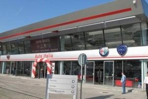 AutoItalia deschide cel de al treilea show-room