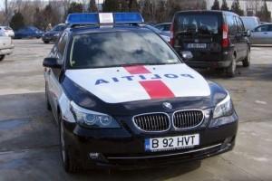 Politia Romana cumpara BMW-uri pentru escorta politicienilor