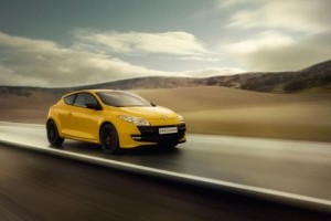 OFICIAL: Noul Renault Megane RS