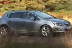 VIDEO: Test cu Opel Astra