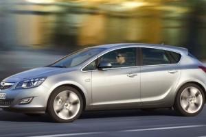 Noul Opel Astra va costa 14.250 euro in Romania