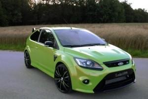 Ford Focus RS cu 370 CP si 520 Nm