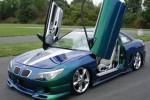 Acura Integra GSR, cu haine BMW si Lambo Doors