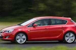 Opel Astra a castigat Volanul de Aur