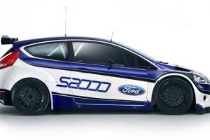 Ford a prezentat noul Fiesta S2000
