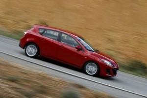 Mazda3, 5 stele Euro NCAP