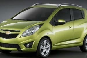 Chevrolet Spark a luat doar 4 stele la Euro NCAP